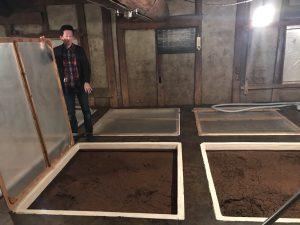 安藤醸造 醤油工場