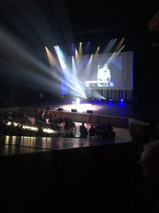 ゴールドコンサート会場写真
