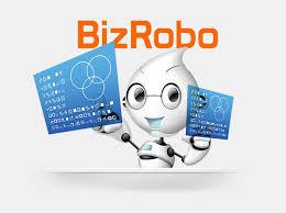 BizRoboイメージキャラクター画像