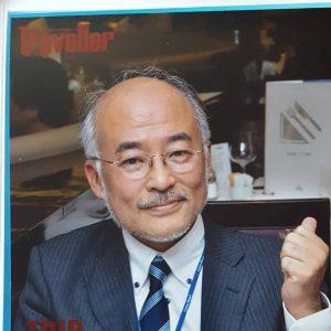 講師 松岡博巳氏顔写真