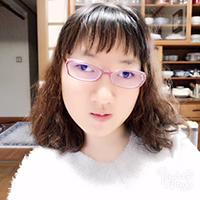 写真:メンバーの声、藤井さん(東京都)自分のペースで、自分らしく働ける