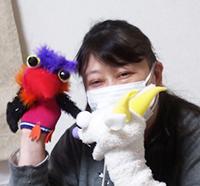 写真:メンバーの声、星野さん(東京都)自分のペースで、自分らしく働ける