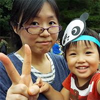 写真:メンバーの声、小川さん(千葉県)